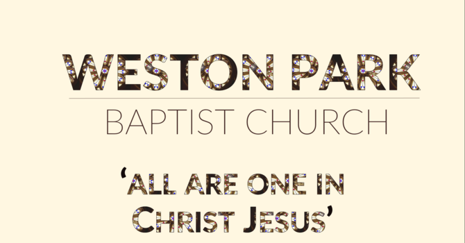 All One in Christ Jesus image