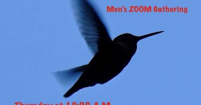 Men's Gathering via ZOOM