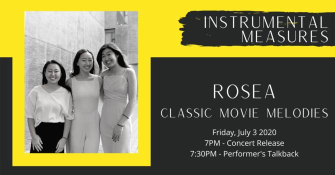 Rosea - Classic Movie Melodies