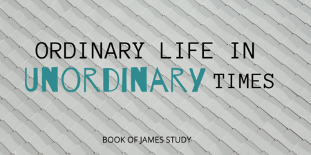 Ordinary Life in Unordinary Times