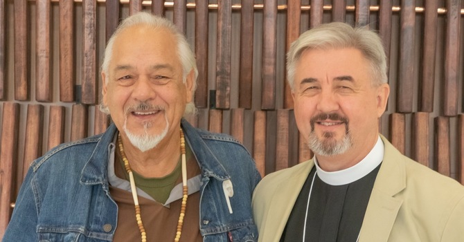 Albert Dumont appointed Indigenous Advisor to the Bishop image