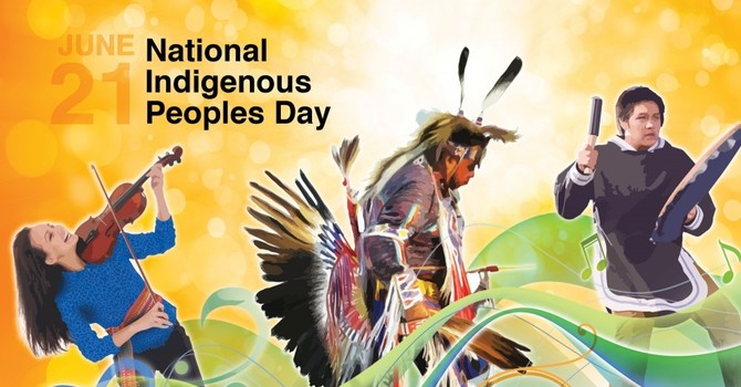 The Indigenous People of Canada image