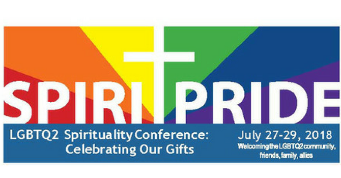 Spirit Pride 2018 - Celebrating Our Gifts image