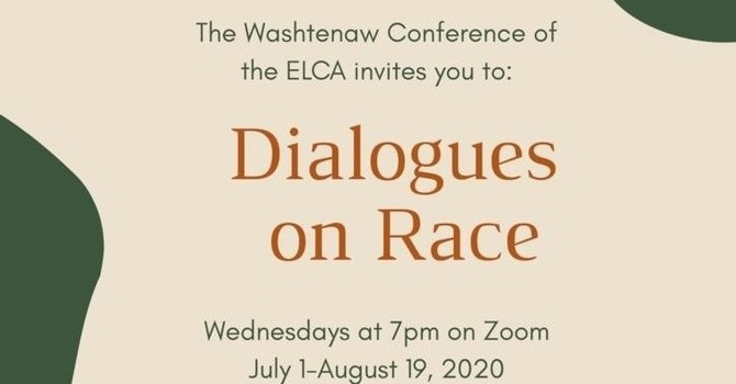 DIALOGUES ON RACE - A Study of Race and Racism 7/1-8/19 image