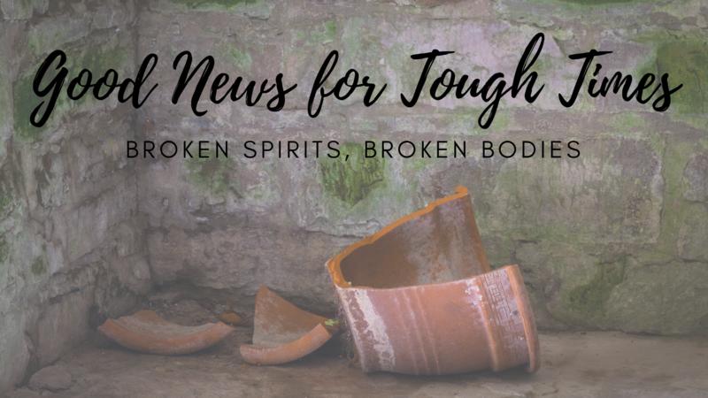 Broken Spirits, Broken Bodies