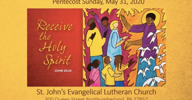 Pentecost Sunday Worship