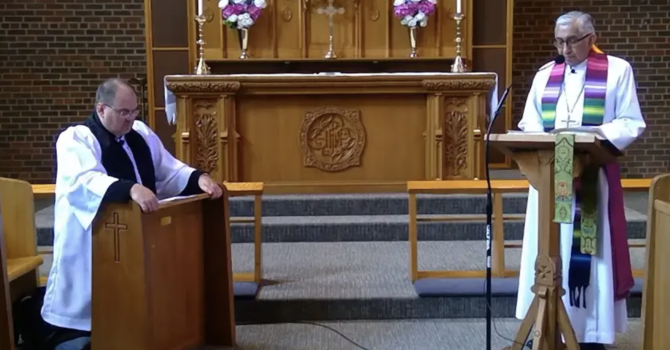 Bishop Sidney Black's prayer and homily