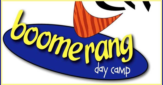 Boomerang Day Camp 2020 CANCELLED