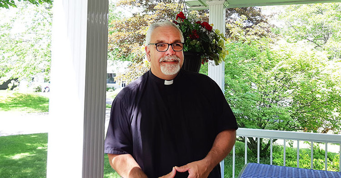 Our bishop becomes an archbishop image