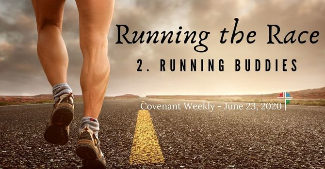 Running the Race: Running Buddies image