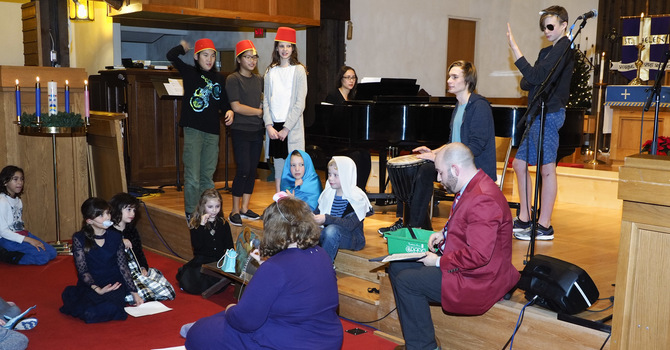 Carol Singalong a Wonderful Event! image
