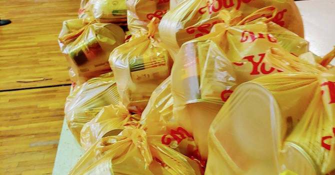 Woodcliff Harvest Food Pantry