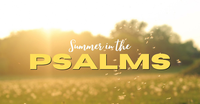Summer Watch Service July 26