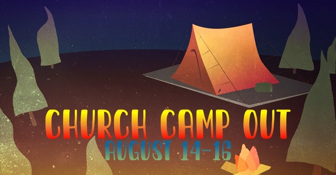 Church Camp Out