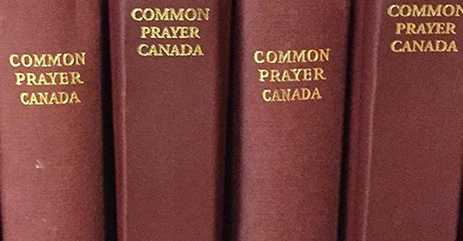 Sunday Service - Book of Common Prayer