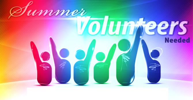 Summer Host/Hostess Volunteers