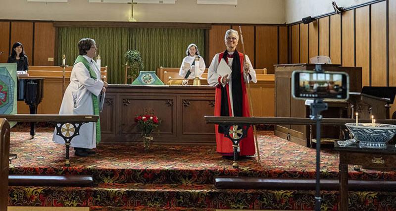 Archiepiscopal Visit to St. Alban's, Richmond