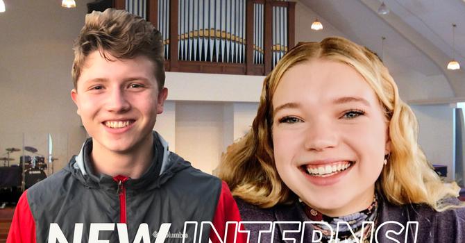 New Interns! image