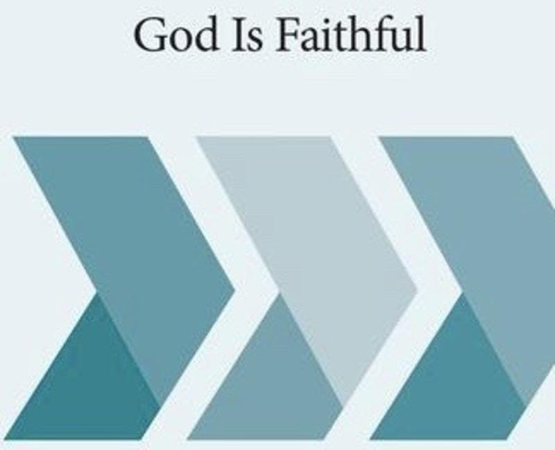 God is Faithful Lesson 1