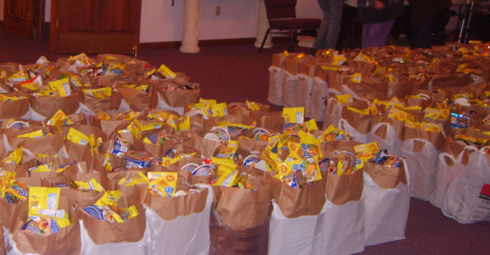 Bread of Life Food Ministry