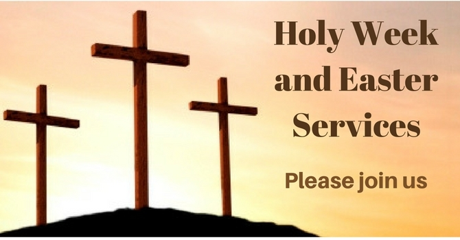 Holy Week & Easter Worship Services image