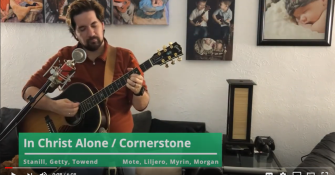 In Christ Alone / Cornerstone