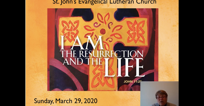 5th Sunday in Lent
