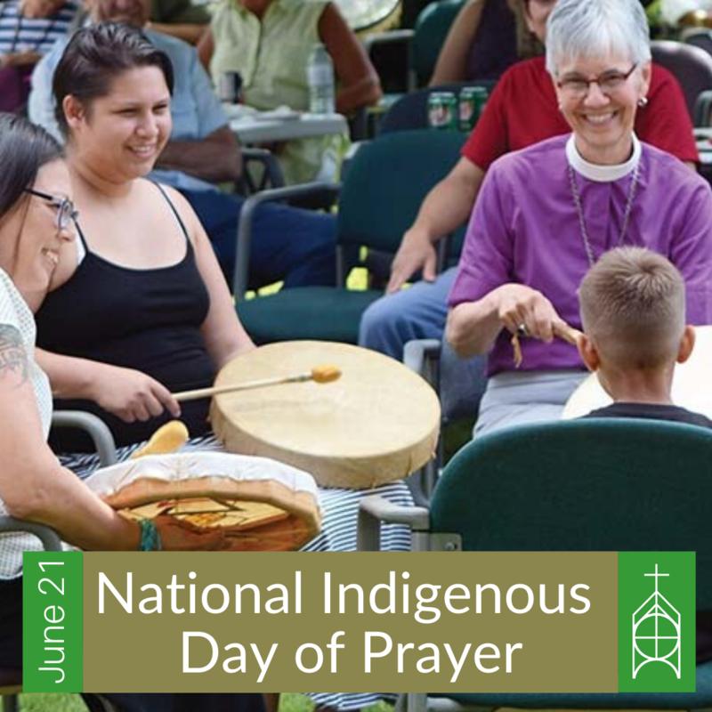 Indigenous Sunday Sermon