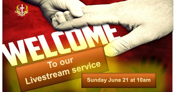 June 21 Livestream service