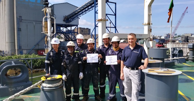 International Day of the Seafarer image
