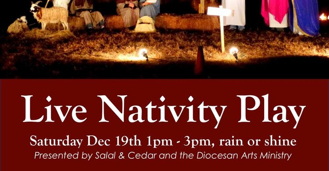 Live Nativity Play