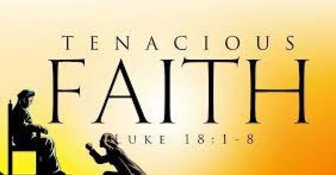 Prayer as an Act of Faith