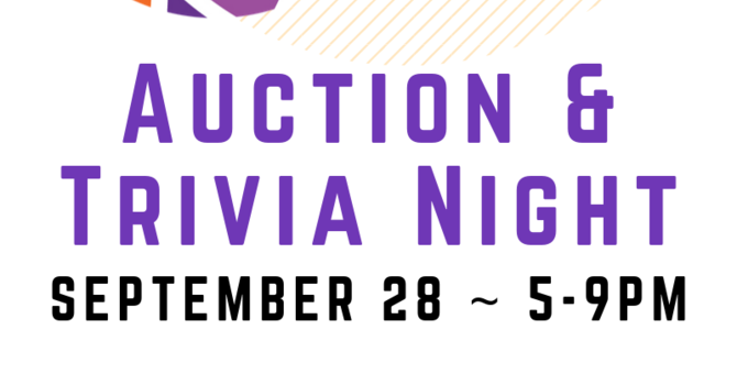 PWRDF Auction & Trivia Fundraiser Dinner