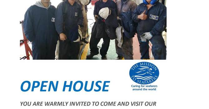 OPEN HOUSE - Mission to Seafarers