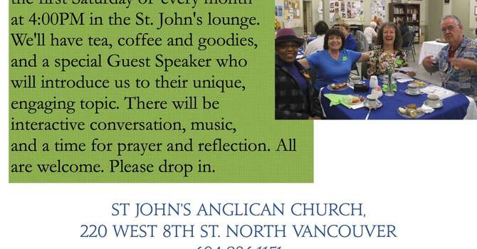 Cafe Church in North Vancouver