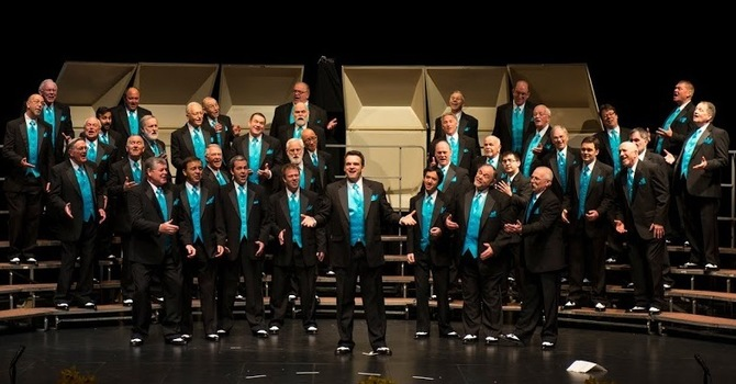 Gentlemen of Fortune Concert - POSTPONED image