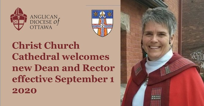 Cathedral to welcome new Dean and Rector on September 1 2020 image