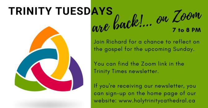 Trinity Tuesday