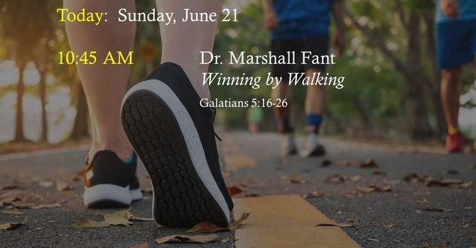 Winning by Walking