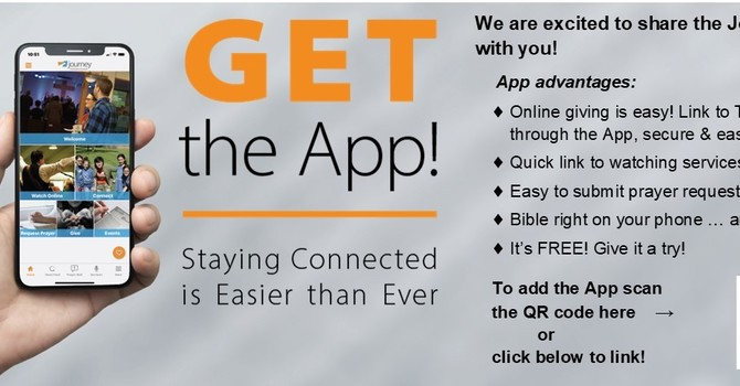 Get the Church App image