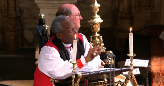 Bishop Michael Curry's Sermon on Love image