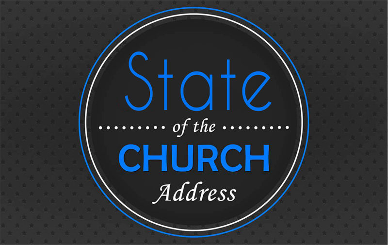 A study In Proverbs: State of the Church Address