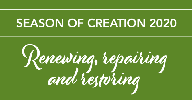 Season of Creation devotions offered by four heads of communion image