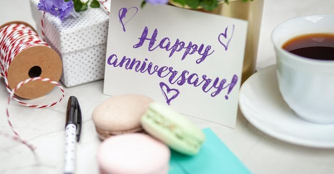 Happy Anniversary! image