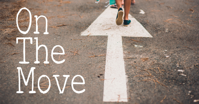 On The Move | May Teaching Series image