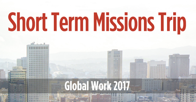 Short Term Missions Trip image