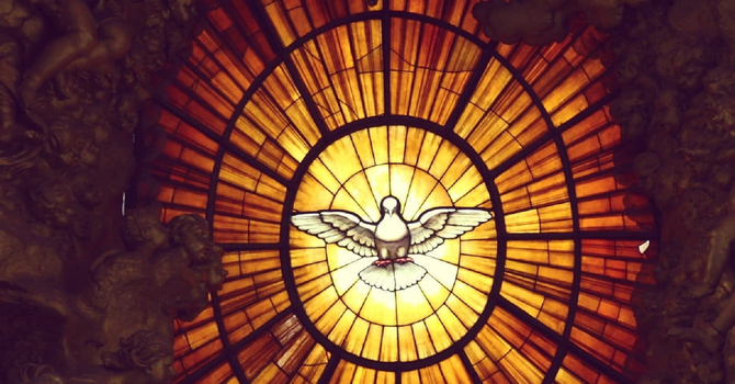 The Role of the Holy Spirit in the life of a Believer image