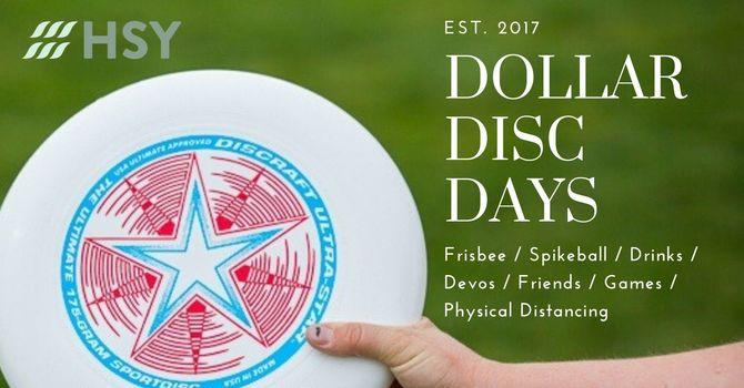 Dollar Disc Days