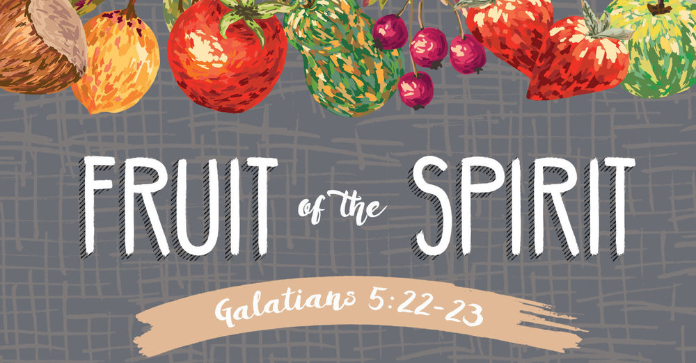 We Can't Produce Fruit Without the Spirit