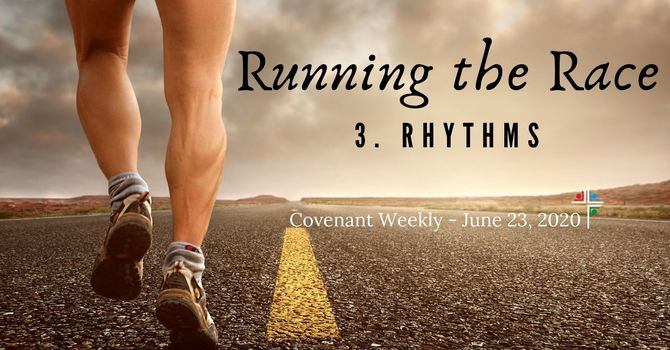 Running the Race: Rhythms image
